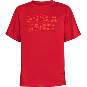 VAUDE Fulmar T-Shirt Children red